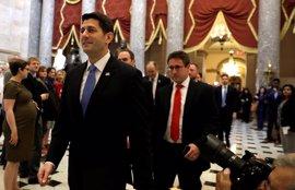 El presidente de la Cámara de Representantes pide al hijo de Trump que testifique ante el Congreso