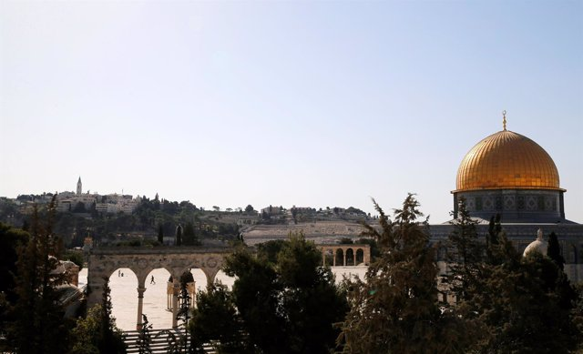 Tres heridos y tres atacantes muertos cerca de la Explanada de las Mezquitas