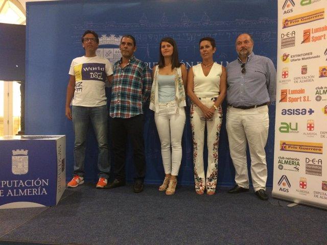 El torneo 'Pádel & Go' atraerá a los mejores jugadores internacionales.