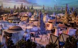 Disney presenta su Star Wars Land en el D23