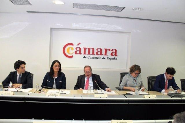 Comisión de pymes de la Cámara de Comercio de España