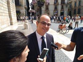 Turull, de líder parlamentario con Mas, a portavoz y escudero de Puigdemont en el Govern