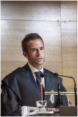 Ignacio Cuesta, decano del Ilustre Colegio de Abogados de Oviedo