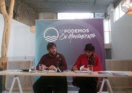 Los anticapitalistas cargan contra la posible entrada de Podemos en el Gobierno de Castilla-La Mancha