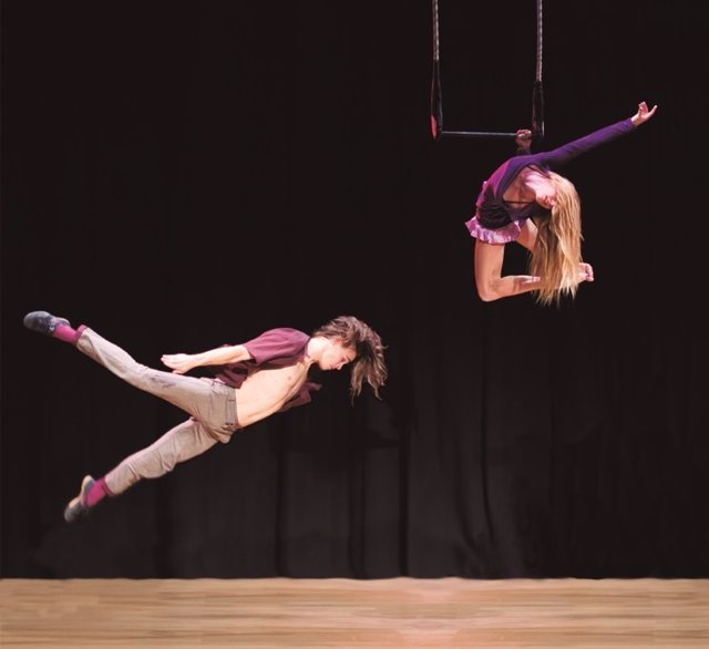 Grupo 'Su e Giú circus'