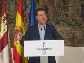 Page pide por carta una reunión a Rajoy para tratar los problemas de C-LM
