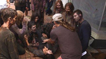 Muere un doble durante el rodaje The Walking Dead