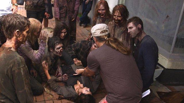 Making off de The Walking Dead