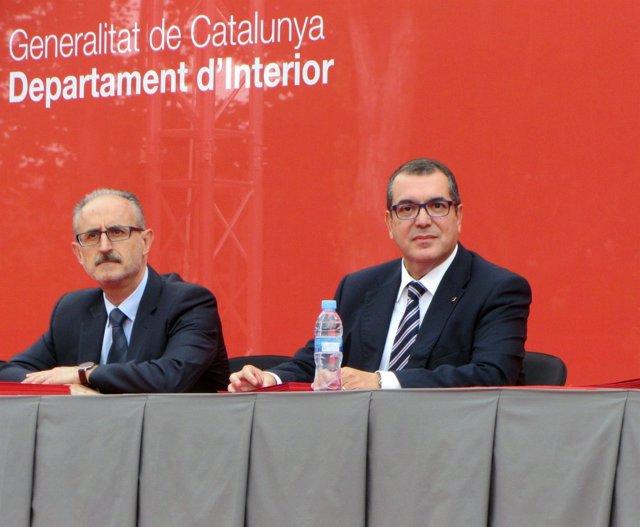 Jordi Jané y Josep Monràs