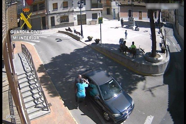 Nota De Prensa Op.Sarut Ii Comandancia Guardia Civil Toledo