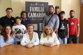 La familia de Camarón participa este sábado en Almuñécar en el espectáculo homenaje por el 25 aniversario de su muerte