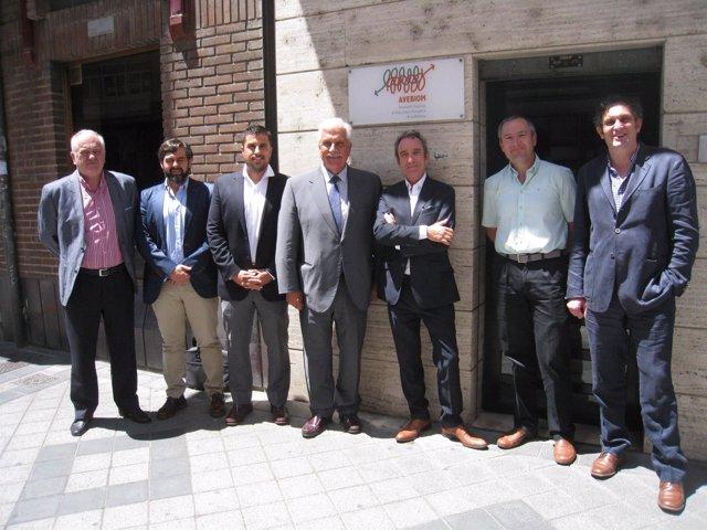 Valladolid: La Junta Directiva De Aveviom