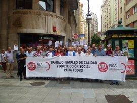 UGT exige la readmisión de sus cinco afiliados y sindicalistas despedidos en Mecanor y Nissan