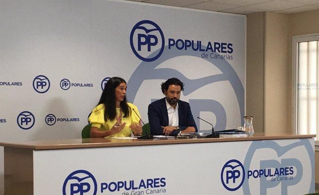 María del Carmen Hernández Bento y Guillermo Mariscal