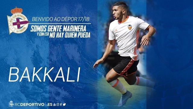 Zakaria Bakkali Deportivo