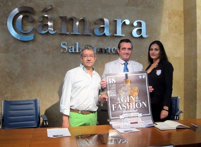 Salamanca: Presentación De La Gim Fashion
