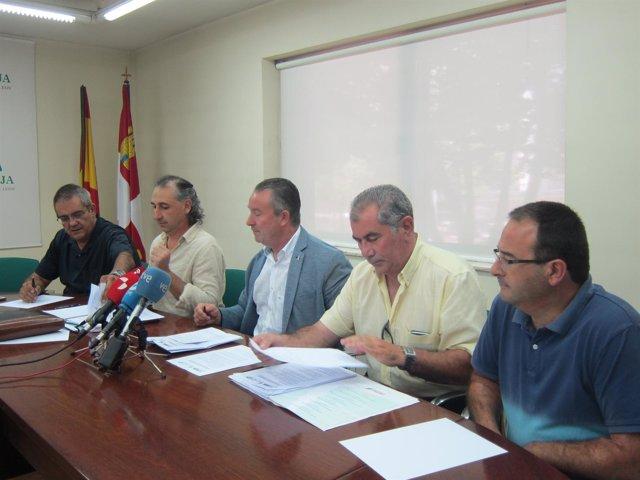 Valladolid. Las asociaciones agrarias convocan movilizaciones