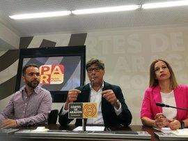 El PAR pide comparecer en el Parlamento catalán para explicar por qué el patrimonio aragonés debe volver a la Comunidad
