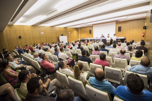 Reunión Diputación Empresarios