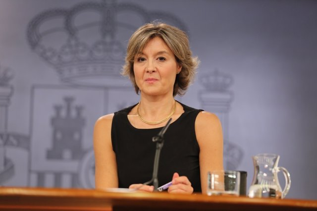 Rueda de prensa de Isabel García Tejerina tras el Consejo de Ministros