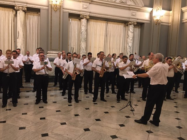 Presentación del Certamen de Bandas Ciutat de València