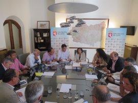 600.000 euros para obras en colegios de 82 municipios de León