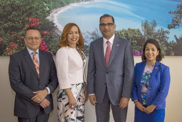 OFICINA DE LA REPUBLICA DOMINICANA EN MADRID
