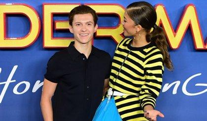Spider-Man Homecoming: ¿Son pareja Tom Holland y Zendaya?