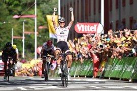 Barguil frustra a Contador y Landa en el Tour