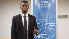 El FC Barcelona confirma el fichaje del portugués Nélson Semedo