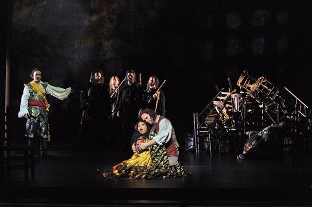 Ópera 'Il Trovatore' De Verdi