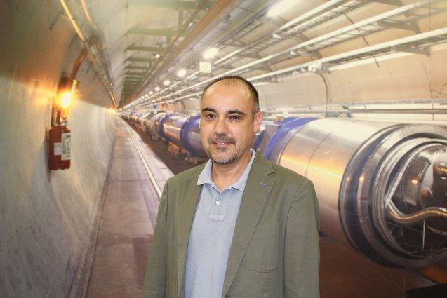 Foto: El IFIC lidera un proyecto europeo para mejorar las teorías que buscan nueva física en el LHC (IFIC)