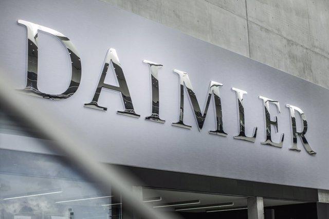 Logotipo de Daimler