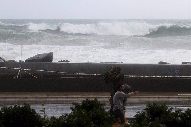 Alerta climatológica Chile