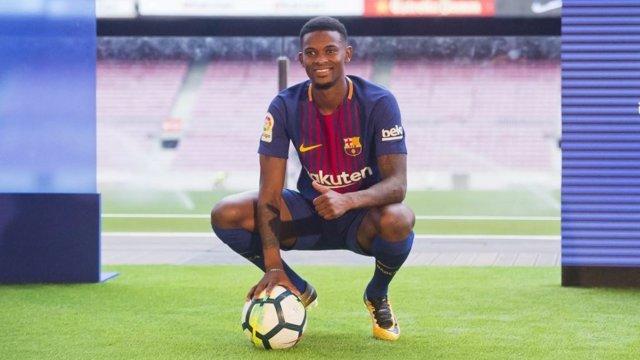 Nélson Semedo, nuevo jugador del FC Barcelona