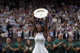 """Serena Williams espera que Wimbledon se quede """"en casa"""""""
