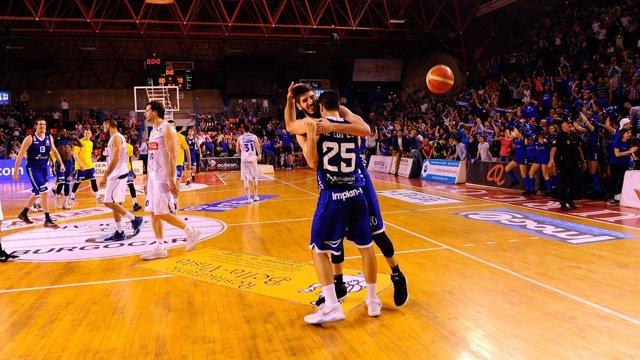 El CB Burgos asciende a la Liga ACB