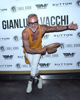 El empresario, dj e 'influencer' italiano Gianluca Vacchi