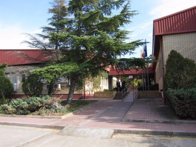 Sede Del Centro De Investigación Y Tecnología Agroalimentaria De Aragón (CITA)