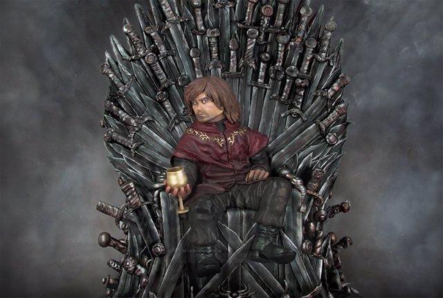 Tarta más cara del mundo inspirada en el personaje de Juego de Tronos Tyrion