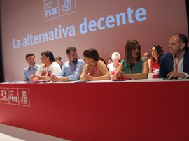 """Tudanca apuesta por un PSOE """"como alternativa"""" y """"contundente contra la corrupción"""""""