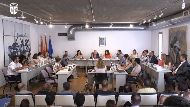 Pleno de moción de censura en Valdemoro