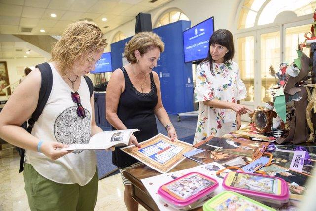Argar y Diputación acercan un programa de ocio a los menores hospitalizados.