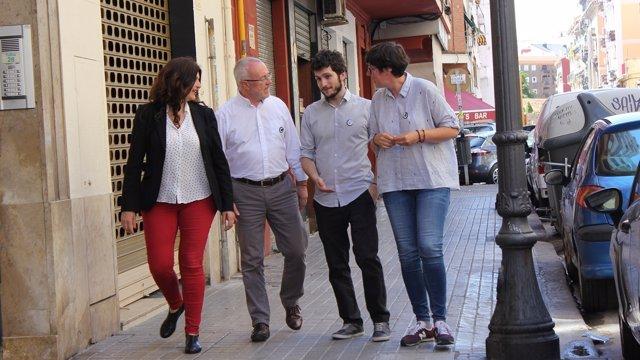 Antonio Estañ, elegido secretario general de Podem