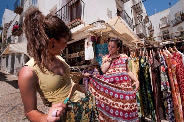 Sube el gasto de los turistas extranjeros
