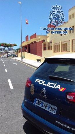 """Nota De Prensa """"La Policía Nacional Detiene A Cinco Fugitivos Reclamados Interna"""