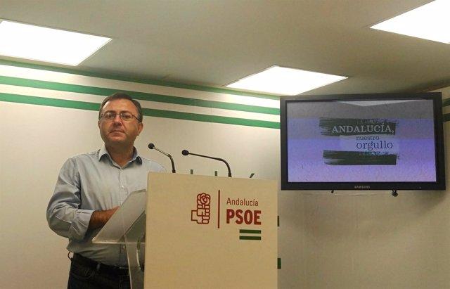 Miguel Ángel Heredia. PSOE