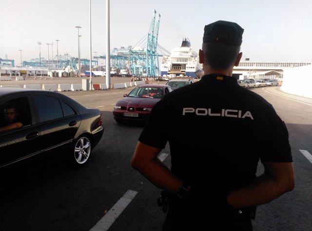 La polic a nacional y frontex abren la operaci n minerva - Policia nacional cadiz ...