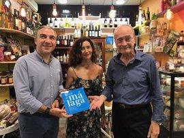 Sabor a Málaga amplía su red de establecimientos de venta con un local gourmet del mercado de Huelin de la capital