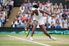"""Venus Williams: """"Muguruza ha jugado increíble, tiene mucho mérito"""""""
